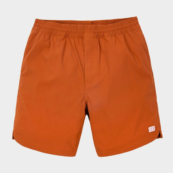 product: Topo Designs Global Shorts Brick