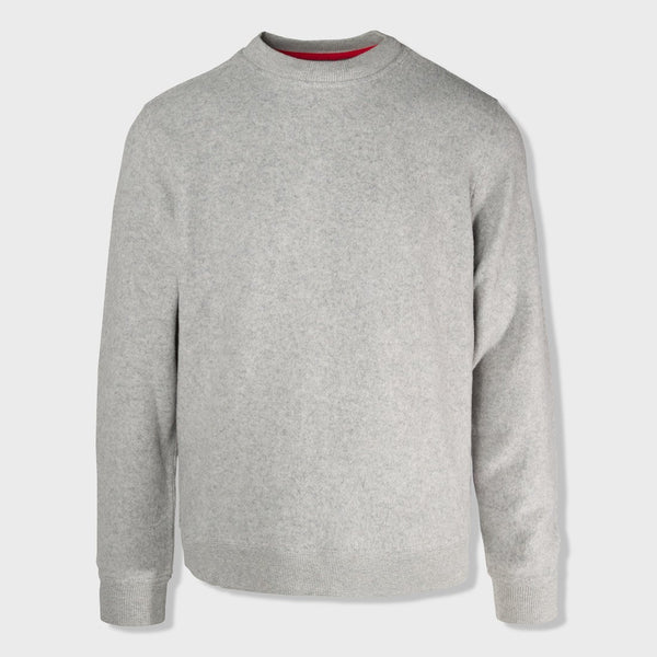 product: Topo Designs Global Sweater Grey