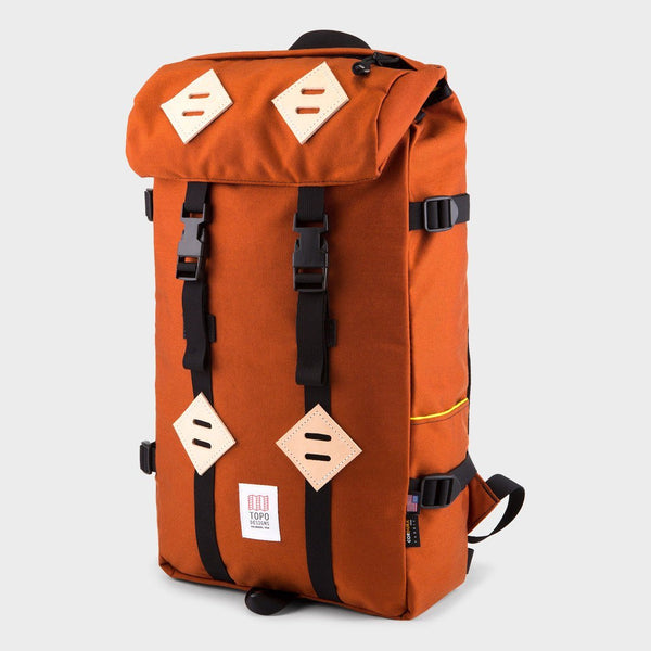 product: Topo Designs Klettersack Clay