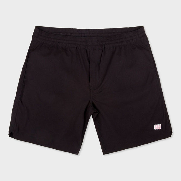 product: Topo Designs Global Shorts Black