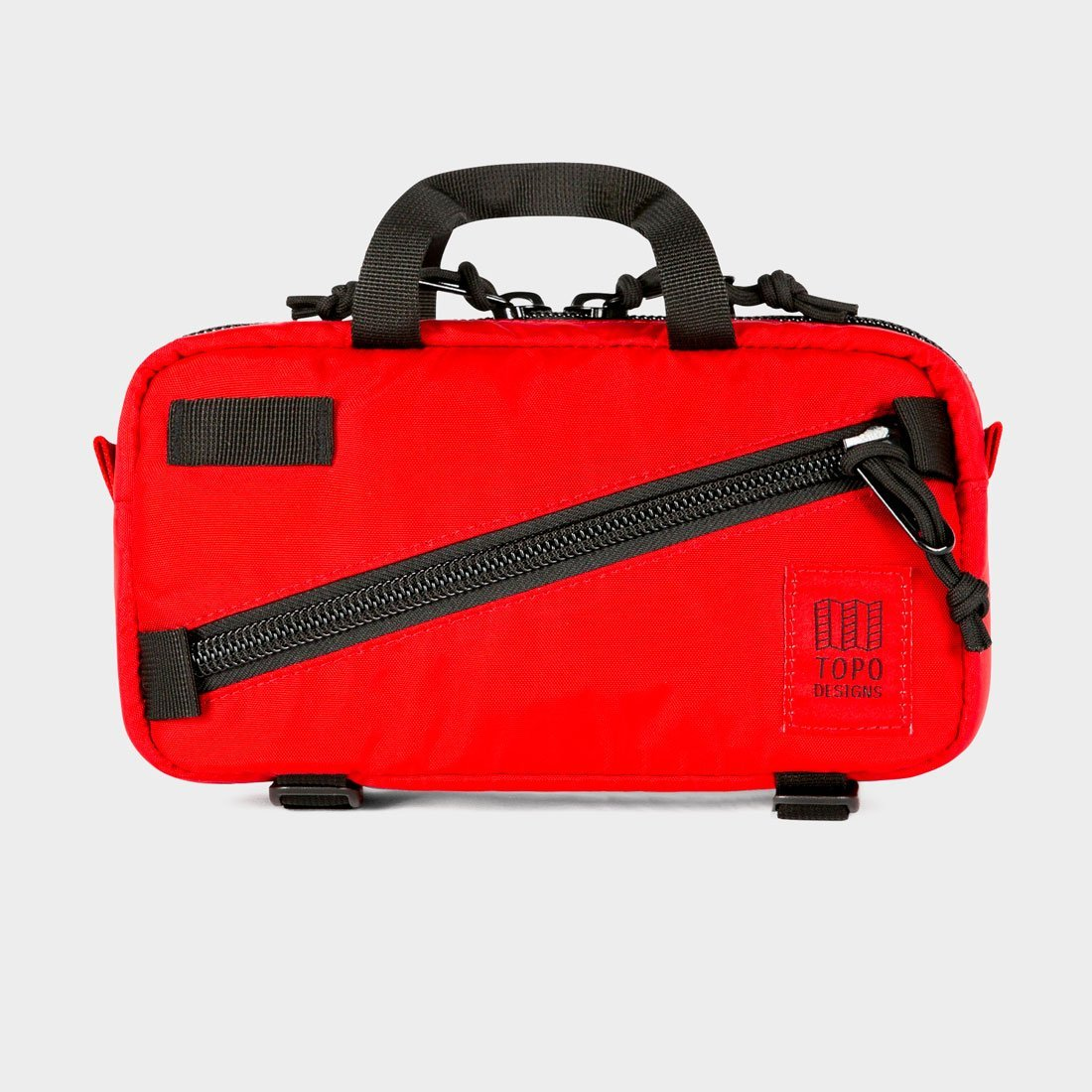 Topo Designs Mini Quick Pack Red