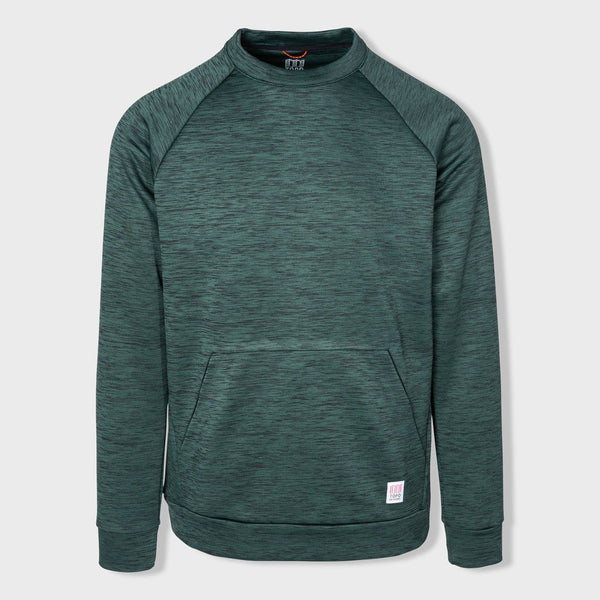 product: Topo Designs Mountain Sweatshirt Forest