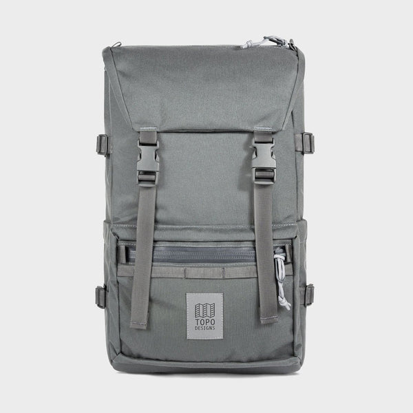 product: Topo Designs Rover Pack - Tech Charcoal