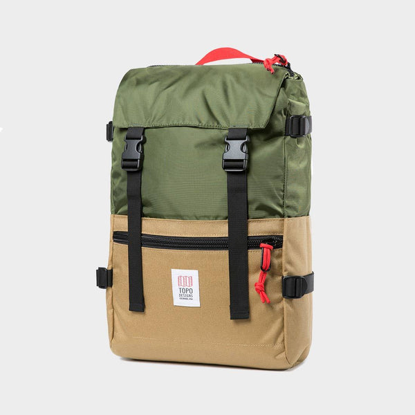 product: Topo Designs Rover Pack Olive / Khaki