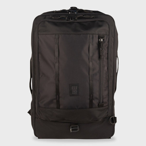 product: Topo Designs Travel Bag 30L Ballistic Black