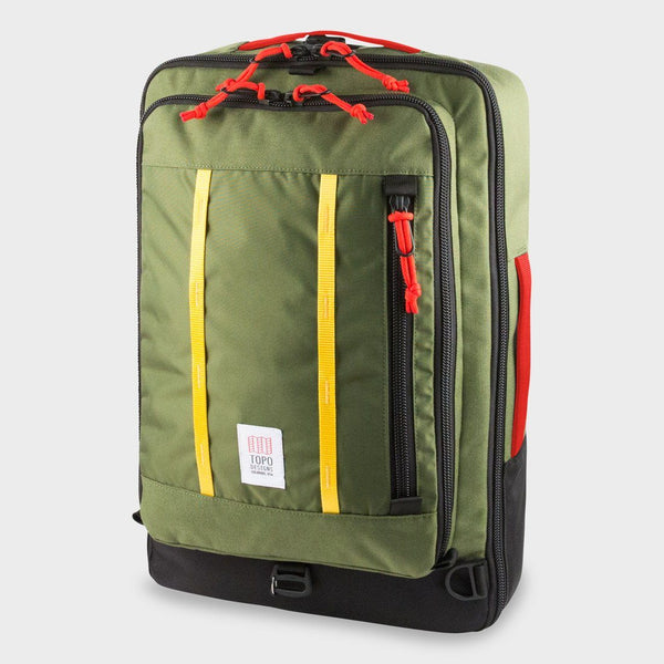 product: Topo Designs Travel Bag 30L Olive