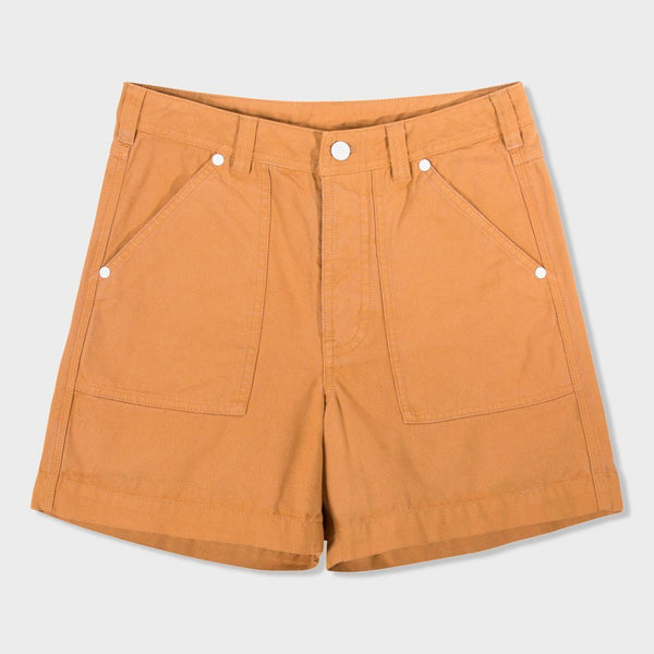product: Topo Designs Women's Chore Shorts Brown