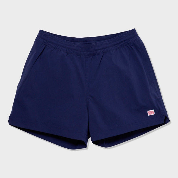 product: Topo Designs Women's Global Shorts Navy