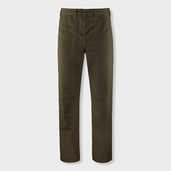 product: Topo Designs Women's Field Pant Olive