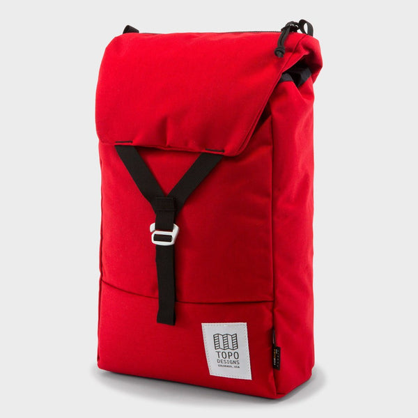 product: Topo Designs Y-Pack Red