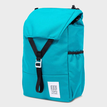 product: Topo Designs Y-Pack Turquoise
