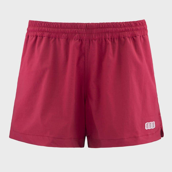 product: Topo Designs Women's Global Short Red