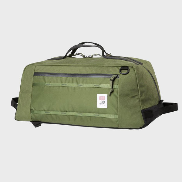 product: Topo Designs Mountain Duffel Olive