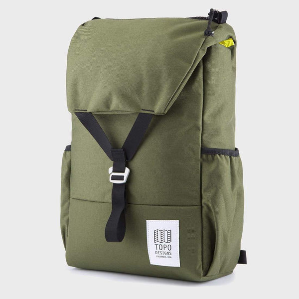 product: Topo Designs Y-Pack Olive