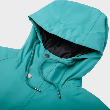 product: Tretorn Wings Woven Padded Jacket Arctic Green