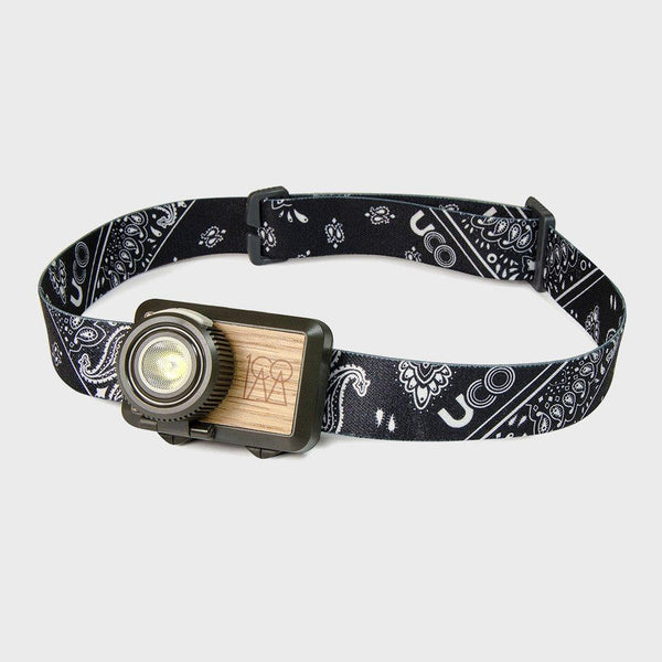 product: UCO Hundred Headlamp Black Bandana