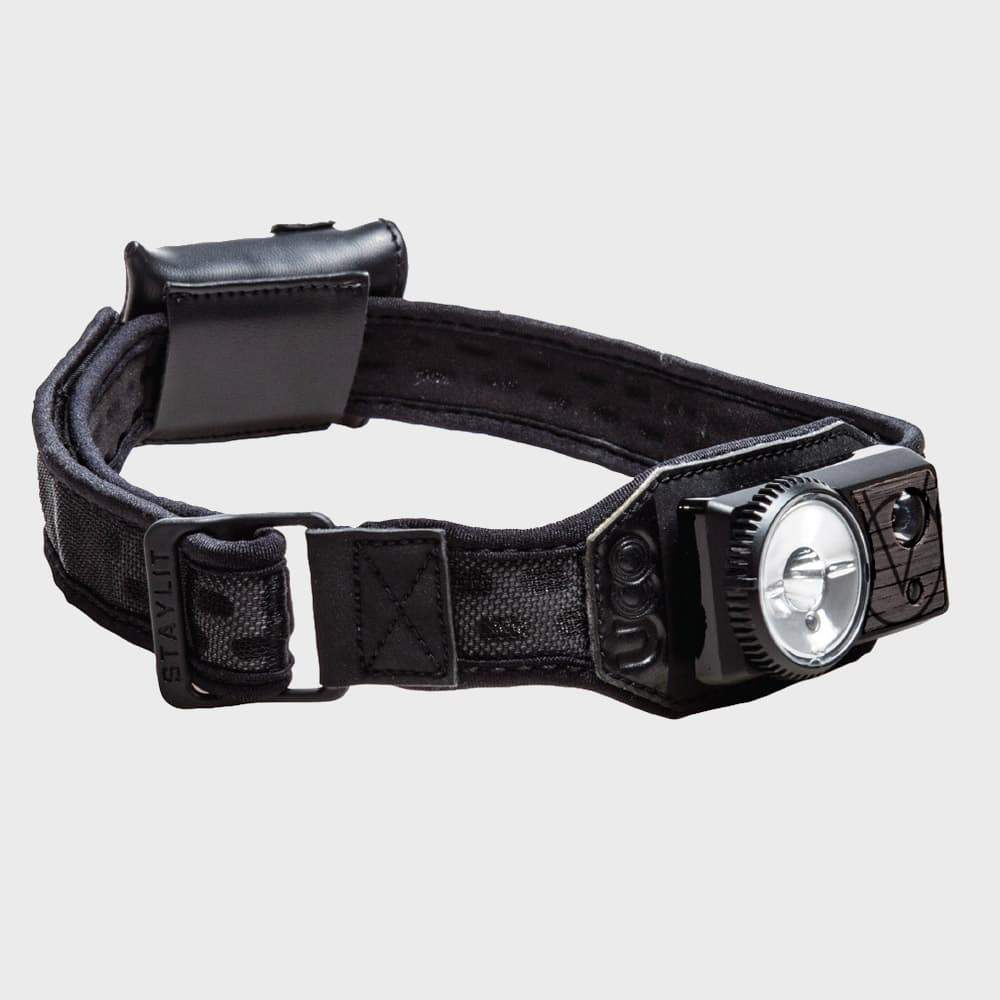 UCO Gear Vapor Rechargeable Headlamp Black