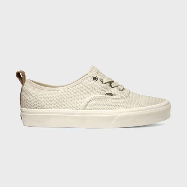 product: Vans Women's Authentic Pt Basket Weave Marshmellow