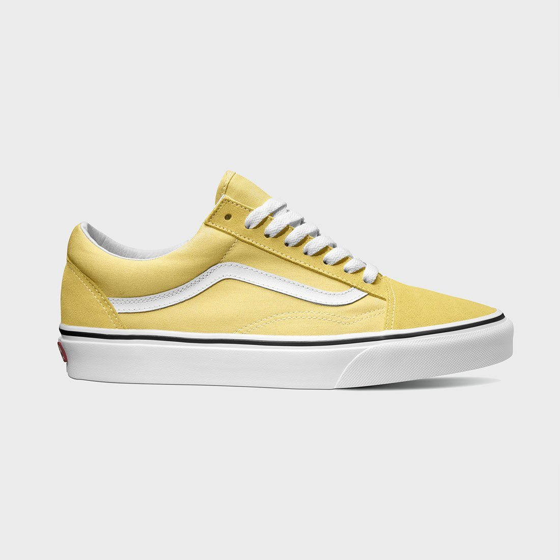 Vans Old Skool Dusky Citron Dusky Yellow / True White