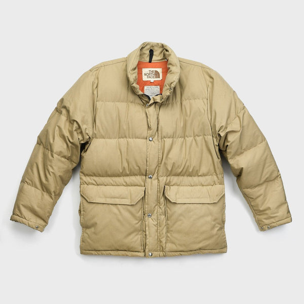 product: Vintage North Face Brown Label Down Jacket Tan