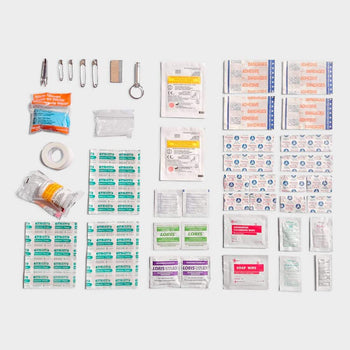 product: VSSL First Aid Kit Silver