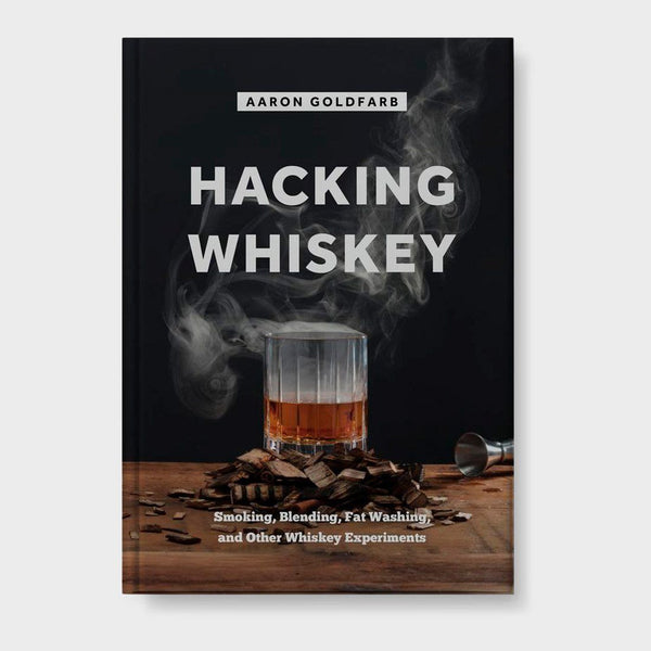 product: W & P Design Hacking Whiskey Book