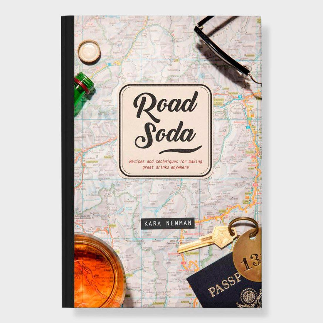 W & P Design Road Soda Book