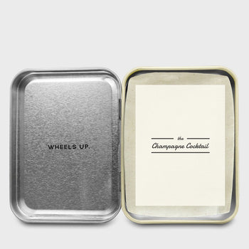 product: W & P Design Carry On Cocktail Kit Champagne Cocktail