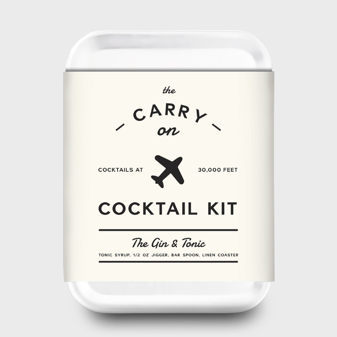 W & P Design Carry On Cocktail Kit Gin & Tonic