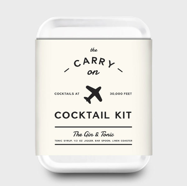 product: W & P Design Carry On Cocktail Kit Gin & Tonic