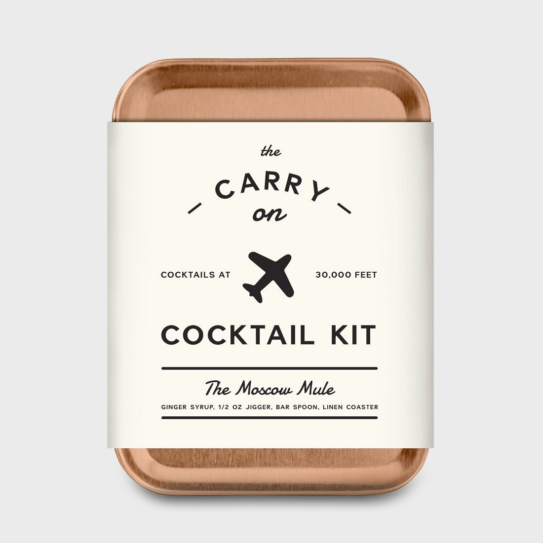 W & P Design Carry On Cocktail Kit Moscow Mule