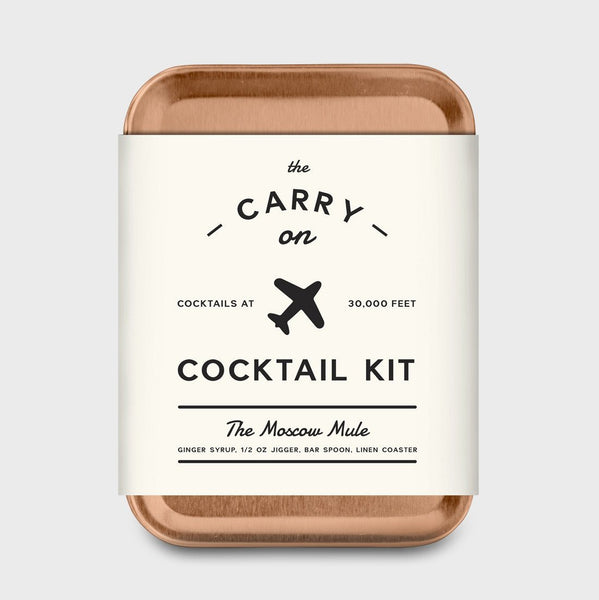 product: W & P Design Carry On Cocktail Kit Moscow Mule