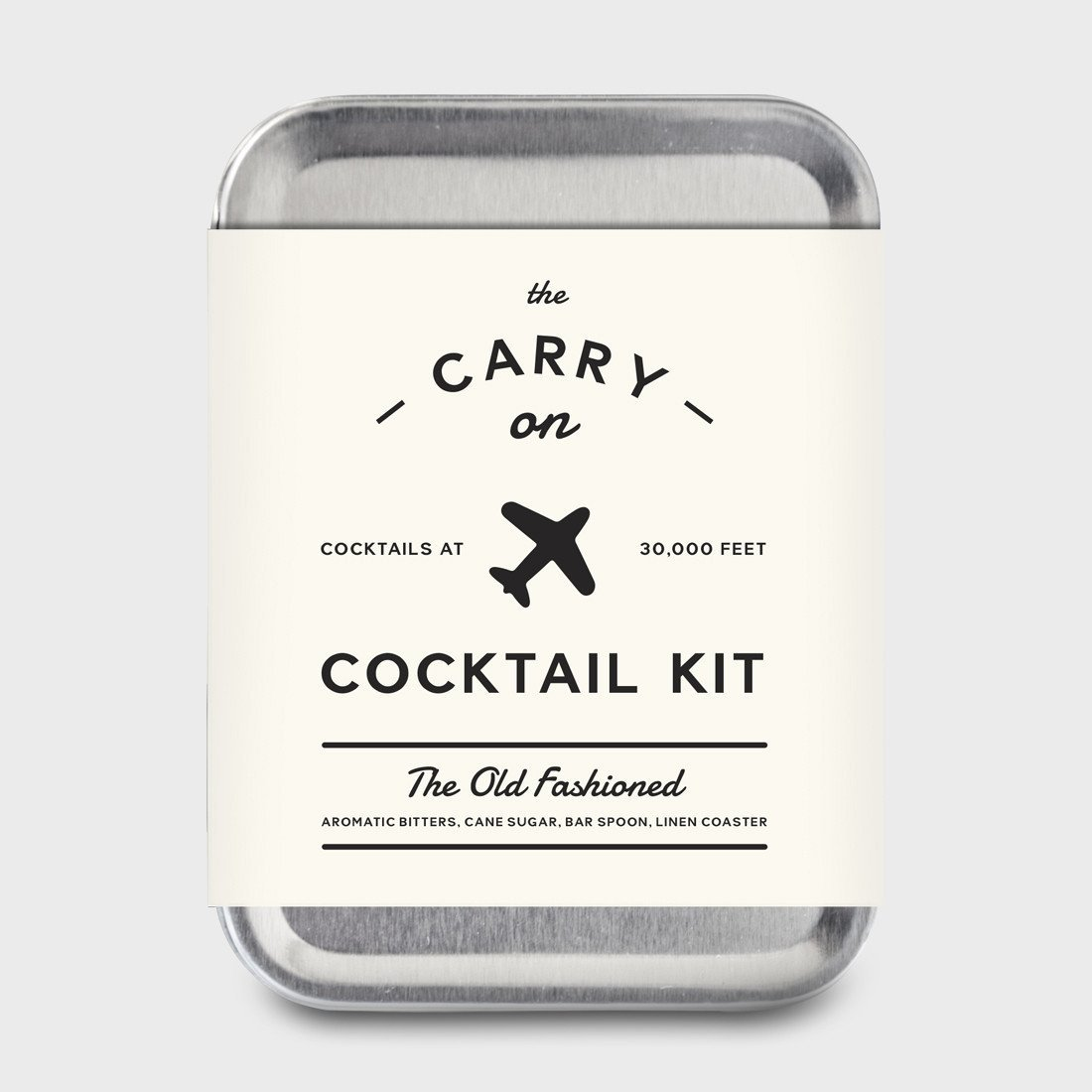 W & P Design Carry On Cocktail Kit Old Fashioned