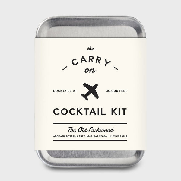 product: W & P Design Carry On Cocktail Kit Old Fashioned