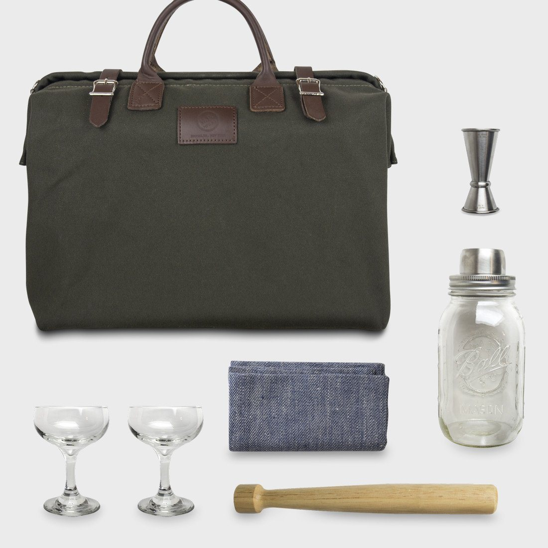 W & P Design Cocktail Kit Forest