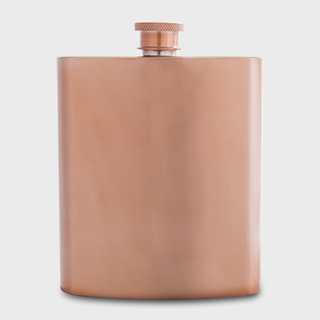 W & P Design Copper Flask