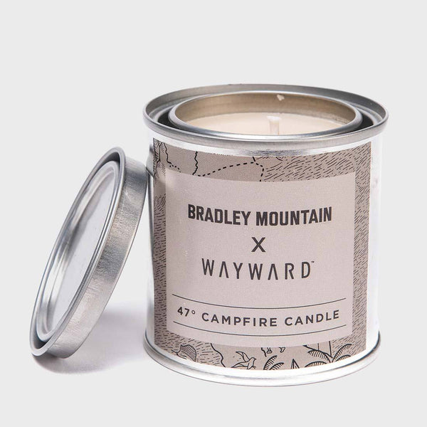 product: Bradley Mountain Wayward x Bradley Mountain Candle Black