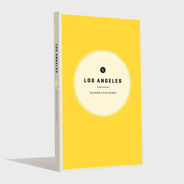 product: Wildsam Los Angeles Field Guide