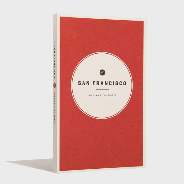 product: Wildsam San Francisco Field Guide