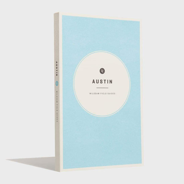 product: Wildsam Austin Field Guide