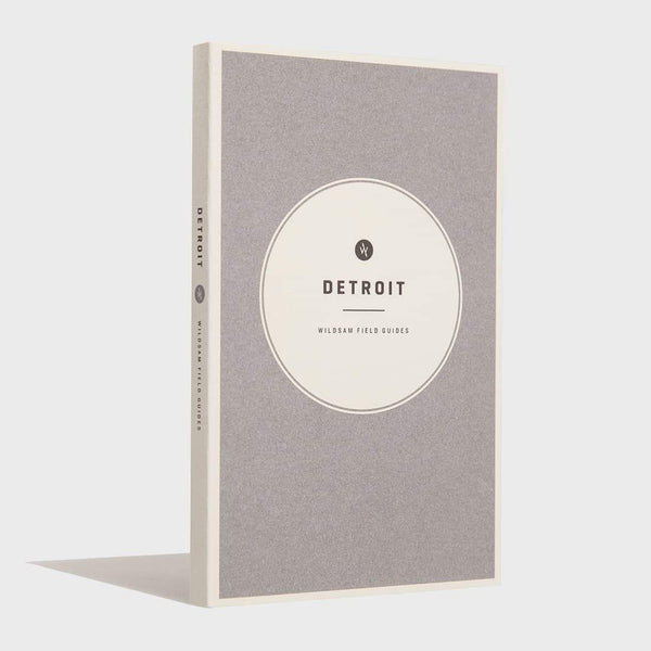 product: Wildsam Detroit Field Guide