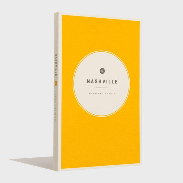 product: Wildsam Nashville Field Guide