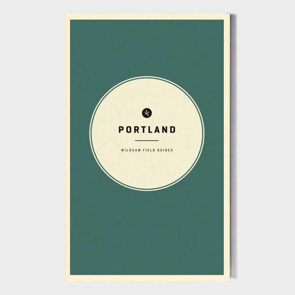 product: Wildsam Field Guide Portland