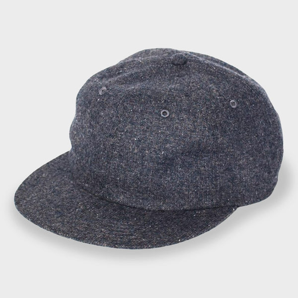 product: Yellow 108 Parker Cap Grey Wool