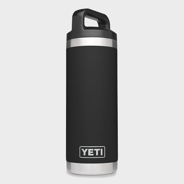 product: Yeti Rambler 18oz Bottle Black