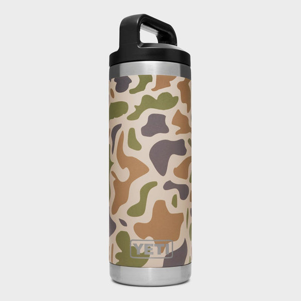 product: Yeti Rambler 18oz Bottle Camo