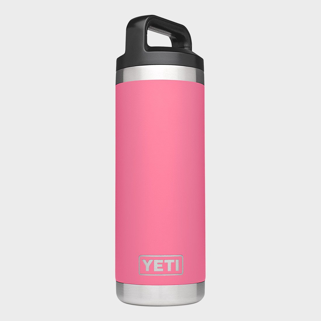 Yeti Rambler 18oz Bottle Limited Edition: Harbor Pink