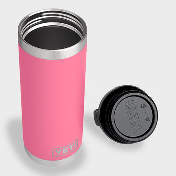 product: Yeti Rambler 18oz Bottle Limited Edition: Harbor Pink