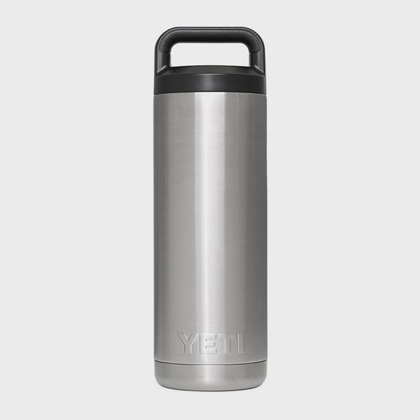 product: Yeti 18 oz Bottle Steel
