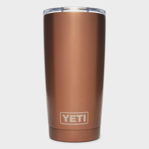 product: Yeti 20oz Tumbler Copper